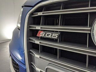 2015 Audi SQ5 8R MY16 TDI Tiptronic Quattro Blue 8 Speed Sports Automatic Wagon.