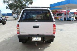 2008 Mazda BT-50 B3000 DX White 5 Speed Manual Dual Cab Pick-up