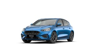 2021 Ford Focus SA 2021MY ST-Line Fca 8 Speed Automatic Hatchback.