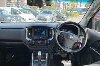 2019 Holden Colorado RG MY20 LS (4x4) Black 6 Speed Automatic Crew Cab Pickup.