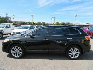 2010 Mazda CX-9 10 Upgrade Luxury Black 6 Speed Auto Activematic Wagon