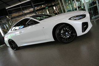 2021 BMW 4 Series G22 420i Steptronic M Sport White 8 Speed Sports Automatic Coupe.
