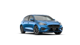 2021 Ford Focus SA 2021MY ST-Line Fca 8 Speed Automatic Hatchback