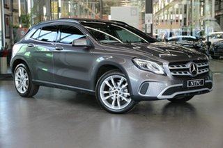 2019 Mercedes-Benz GLA-Class GLA180 DCT Urban Edition Grey 7 Speed Sports Automatic Dual Clutch.