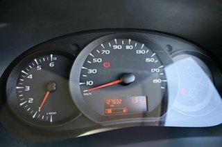 2013 Renault Kangoo F61 Phase II White 5 Speed Manual Van