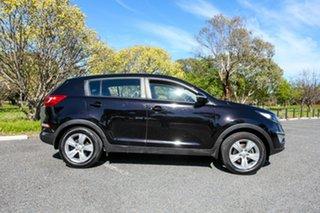 2012 Kia Sportage SL MY13 SI Black 6 Speed Sports Automatic Wagon
