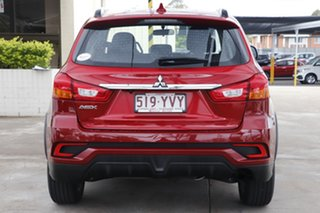 2019 Mitsubishi ASX XC MY19 ES 2WD Red 1 Speed Constant Variable Wagon