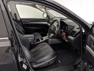 2012 Subaru Outback B5A MY12 2.5i AWD Premium Black 6 Speed Manual Wagon