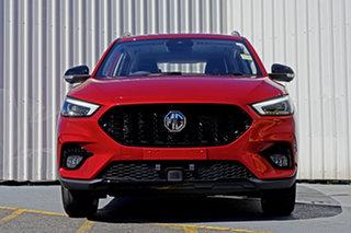 2021 MG ZS Red Wagon.