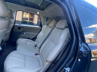 2014 Land Rover Range Rover Sport L494 MY15 SDV8 HSE Dynamic Black 8 Speed Sports Automatic Wagon