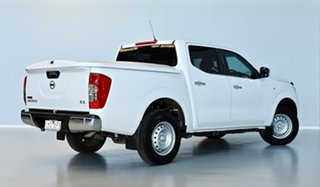 2016 Nissan Navara D23 RX 4x2 White 7 Speed Sports Automatic Utility.