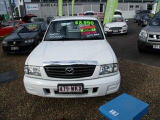2005 Mazda Bravo 4x2 White 5 Speed Manual Utility.