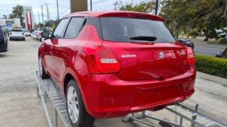 2021 Suzuki Swift SWIFT6 SWIFT GL AUTO Burning Red Hatchback