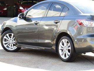 2010 Mazda 3 BL10L1 MY10 SP25 Active Grey 6 Speed Manual Sedan