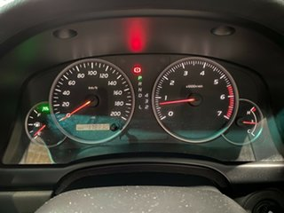 2007 Toyota Landcruiser Prado GRJ120R GXL Grey 5 Speed Automatic Wagon