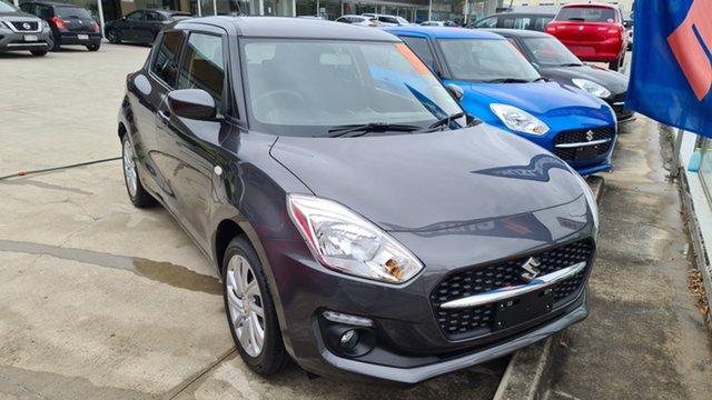 New Suzuki Swift Moorooka, 2021 Suzuki Swift SWIFT6 SWIFT GL AUTO Mineral Grey Hatchback