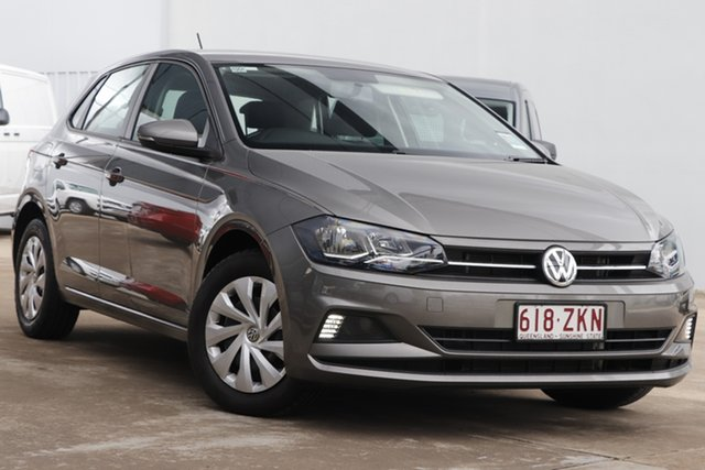 Used Volkswagen Polo AW MY20 70TSI DSG Trendline Bundamba, 2019 Volkswagen Polo AW MY20 70TSI DSG Trendline Grey 7 Speed Sports Automatic Dual Clutch Hatchback