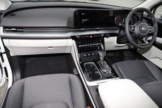 2021 Kia Carnival KA4 MY21 SI Snow White Pearl 8 Speed Automatic Wagon