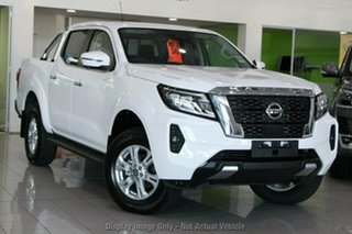 2021 Nissan Navara D23 MY21 ST Solid White 7 Speed Automatic Utility.
