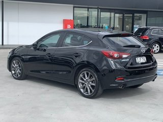 2016 Mazda 3 BN5236 SP25 SKYACTIV-MT Astina Black 6 Speed Manual Sedan
