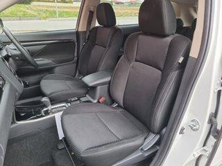 2018 Mitsubishi Outlander ZL MY18.5 ES 2WD ADAS White 6 Speed Constant Variable Wagon