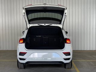 2021 Volkswagen T-ROC A1 MY21 140TSI DSG 4MOTION Sport White 7 Speed Sports Automatic Dual Clutch