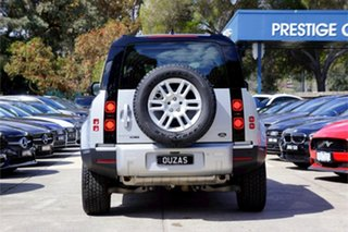 2020 Land Rover Defender L663 21MY S Silver 8 Speed Sports Automatic Wagon