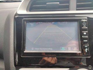 2018 Honda Jazz GF MY19 VTi Crystal Black 1 Speed Constant Variable Hatchback