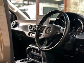 2017 Mercedes-Benz X-Class 470 X250d 4MATIC Power Grey 7 Speed Sports Automatic Utility