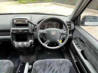 2004 Honda CR-V RD MY2005 4WD Silver 5 Speed Automatic Wagon.