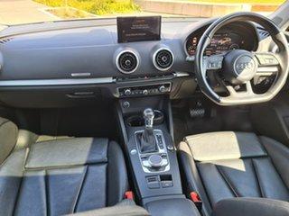 2017 Audi A3 8V MY17 Sport S Tronic Grey 7 Speed Sports Automatic Dual Clutch Sedan