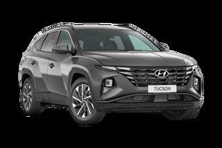 2021 Hyundai Tucson NX4.V1 MY22 Elite AWD Titan Gray 8 Speed Sports Automatic Wagon