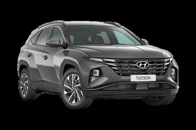 New Hyundai Tucson NX4.V1 MY22 Elite AWD Hamilton, 2021 Hyundai Tucson NX4.V1 MY22 Elite AWD Titan Gray 8 Speed Sports Automatic Wagon