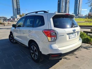 2017 Subaru Forester S4 MY18 2.5i-L CVT AWD White 6 Speed Constant Variable Wagon.