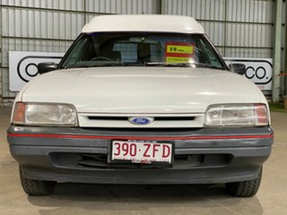 1994 Ford Falcon XG One Tonner White 4 Speed Automatic Panel Van