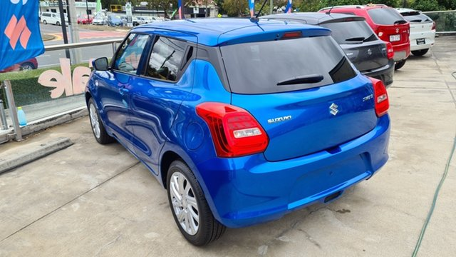 New Suzuki Swift Moorooka, 2021 Suzuki Swift SWIFT6 SWIFT GL AUTO Speedy Blue Hatchback