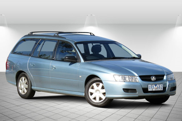 Used Holden Commodore VZ MY06 Upgrade Executive Oakleigh South, 2007 Holden Commodore VZ MY06 Upgrade Executive Abyss Blue 4 Speed Automatic Wagon