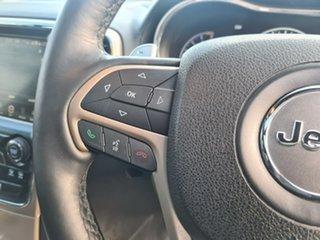 2013 Jeep Grand Cherokee WK MY2014 Overland Grey 8 Speed Sports Automatic Wagon