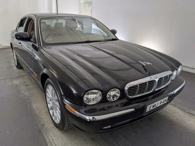 Used Jaguar XJ8 X350 Maryville, 2005 Jaguar XJ8 X350 Black 6 Speed Automatic Sedan