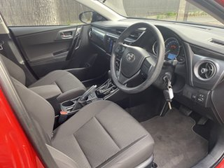 2017 Toyota Corolla ZRE182R Ascent S-CVT Wildfire 7 Speed Constant Variable Hatchback