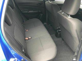 2017 Suzuki Swift AZ GL Navigator Blue 1 Speed Constant Variable Hatchback