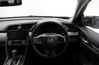 2016 Honda Civic 10th Gen MY16 VTi Blue 1 Speed Constant Variable Sedan