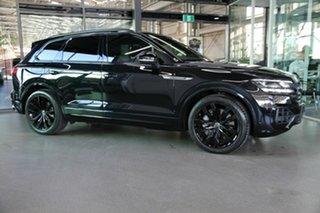 2021 Volkswagen Touareg CR MY21 V8 TDI Tiptronic 4MOTION Wolfsburg Edition Black 8 Speed