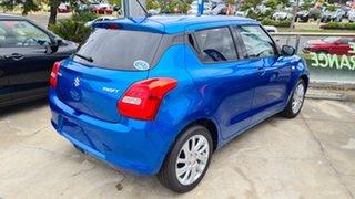 2021 Suzuki Swift SWIFT6 SWIFT GL AUTO Speedy Blue Hatchback.