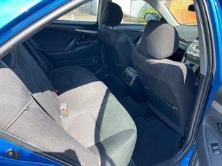 2007 Toyota Aurion GSV40R AT-X Blue 6 Speed Auto Sequential Sedan