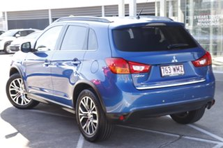 2015 Mitsubishi ASX XB MY15.5 LS 2WD Blue 6 Speed Constant Variable Wagon