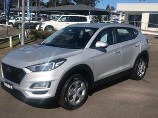 2019 Hyundai Tucson TL3 MY19 Go 2WD Silver 6 Speed Automatic Wagon