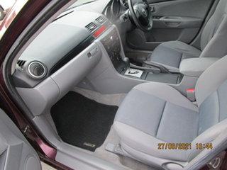 2006 Mazda 3 BK MY06 Upgrade Neo Purple 4 Speed Auto Activematic Hatchback