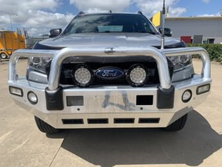 2017 Ford Ranger PX MkII Wildtrak Double Cab Silver/280217 6 Speed Sports Automatic Utility