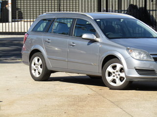 2005 Holden Astra AH MY06 CDX Active Grey 4 Speed Automatic Wagon.
